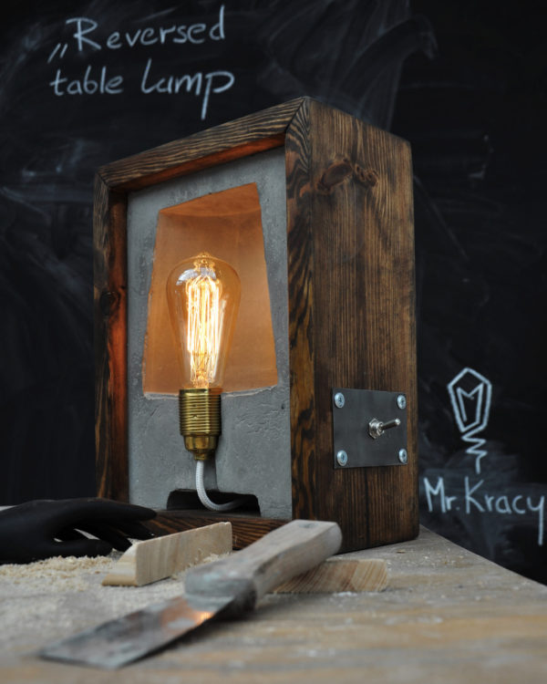 Lampka nocna REVERSED No.7