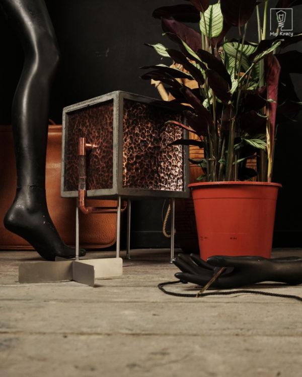 Donica samonawadniająca KOM POT – Koper (19 cm)