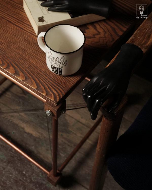 stolik mały COPPERNIK