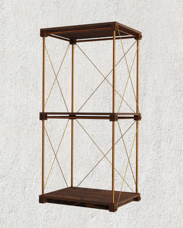 Regał COPPERNIK (45x60x118)