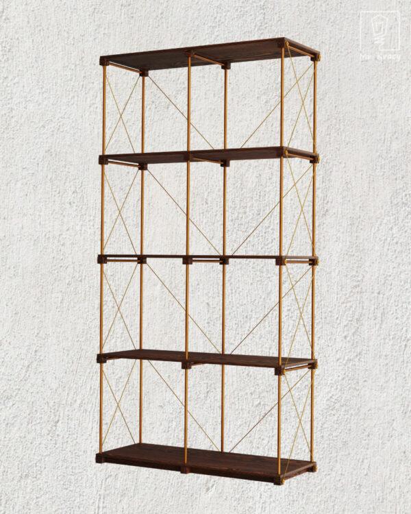 Regał COPPERNIK (45x118x230)