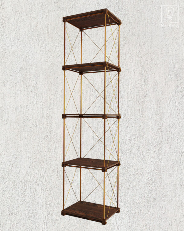 Regał COPPERNIK (45x60x230)