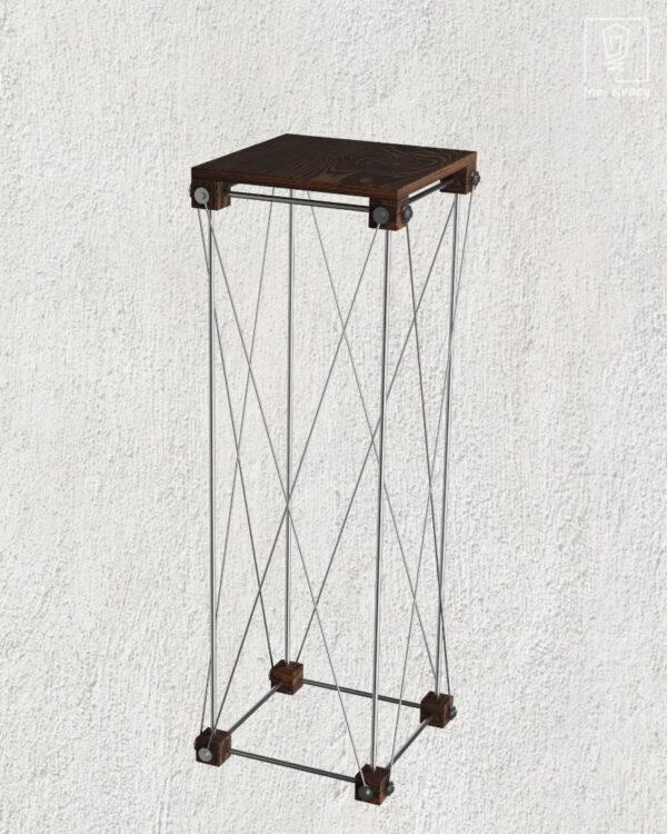 kwietnik STALON (30x30x 30, 60 ,90 lub 120)